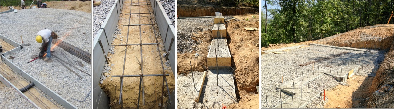 Engineered foundations take slope, climate zone and soil conditions into consideration.