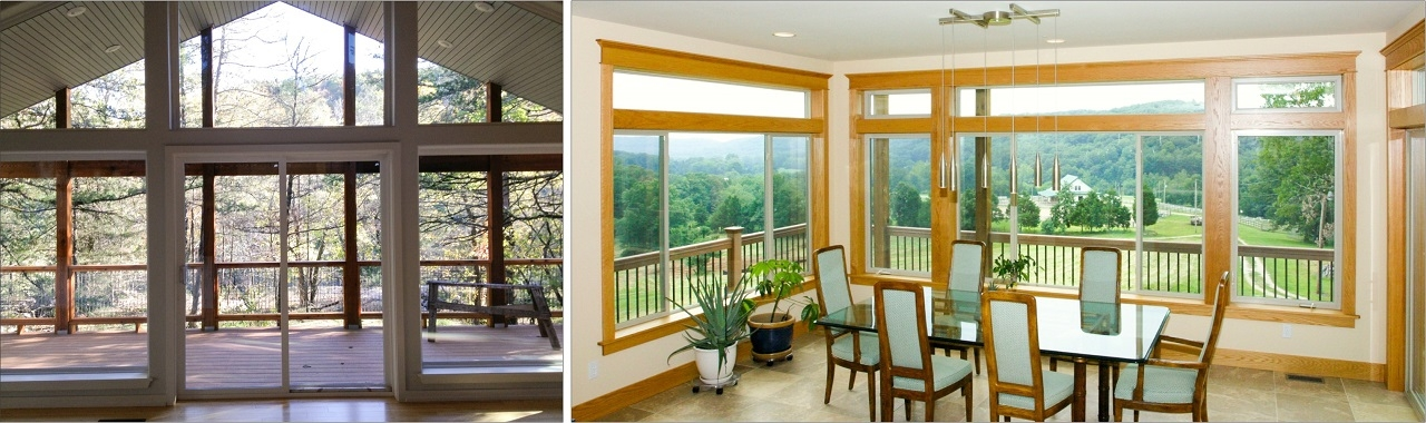 Well-placed windows frame your best views, bring in healthy, natural daylight and conserve energy.