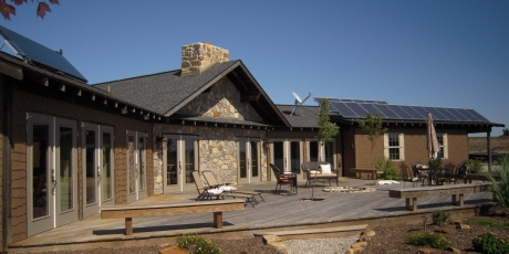 Off-Grid Solar Array in Jasper, MO