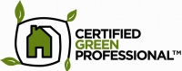 certified green professional logo